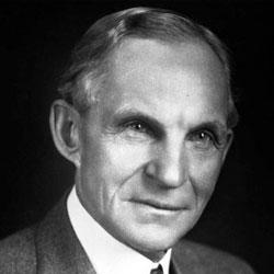 Famous Entrepreneurs: Henry Ford